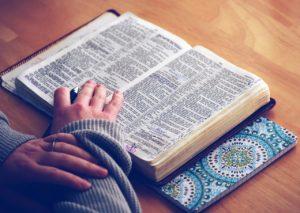 カウンセリング体験談 聖書の言葉でアドバイス