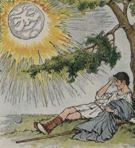 夫婦仲良しの秘訣 北風と太陽